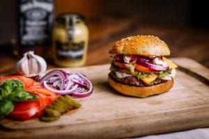 gourmet burger in gordon nsw